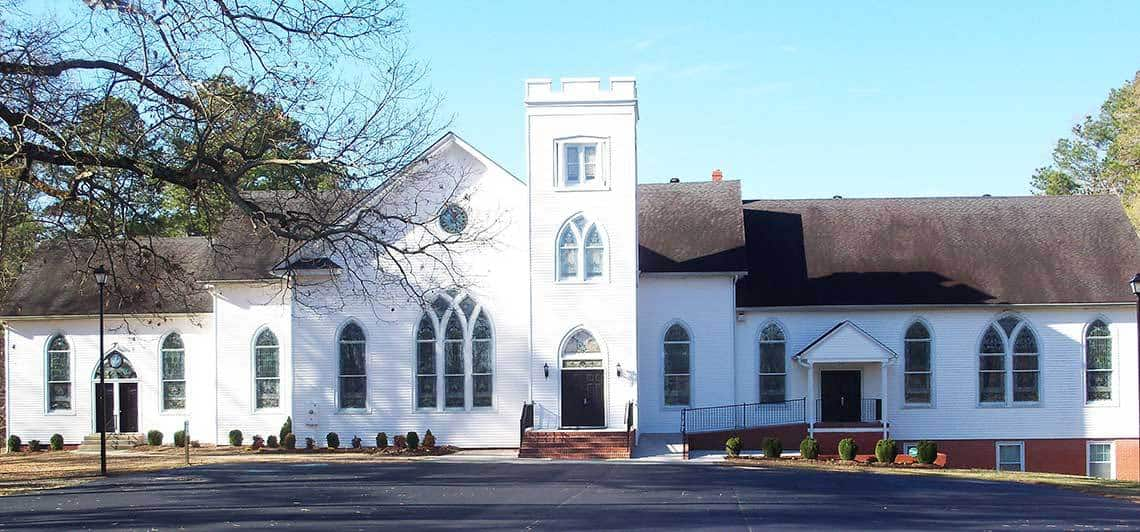 Holy Neck Christian Church