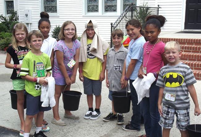 Holy Neck Church Children's Ministry