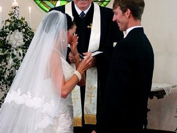Holy Neck Christian Church Wedding